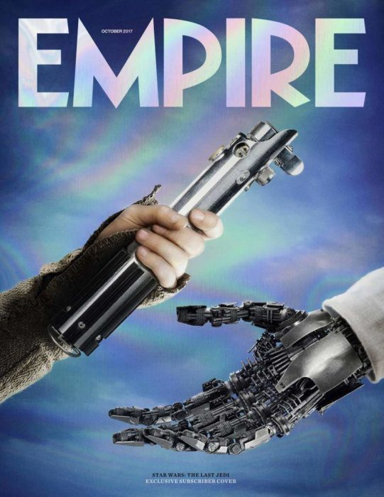 gli ultimi jedi empire