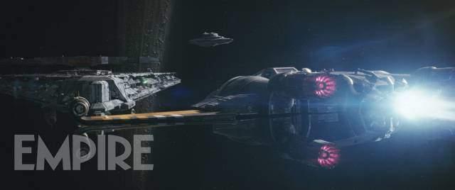 ultimi jedi star wars foto empire