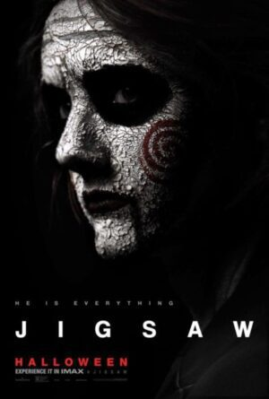 saw legacy poster