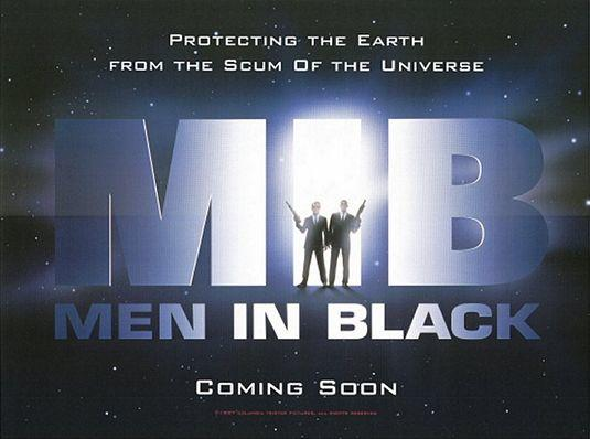 men in black banner
