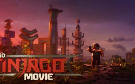 Una terza divertente clip italiana da LEGO Ninjago - Il Film