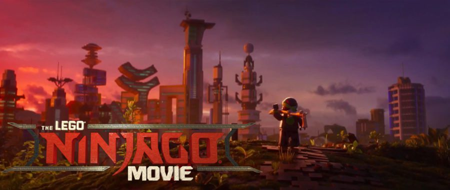 Un enorme gatto nel nuovo poster di LEGO Ninjago - Il Film