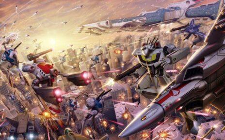 robotech anime film