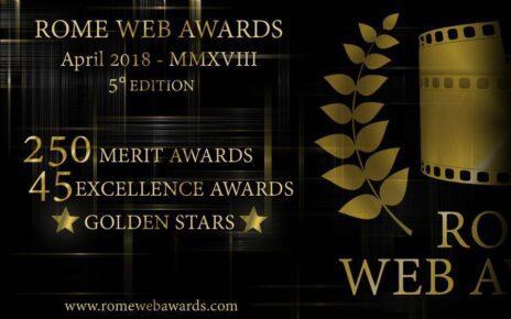 rome web awards 2018