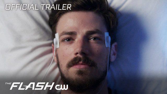the flash 4 trailer slide