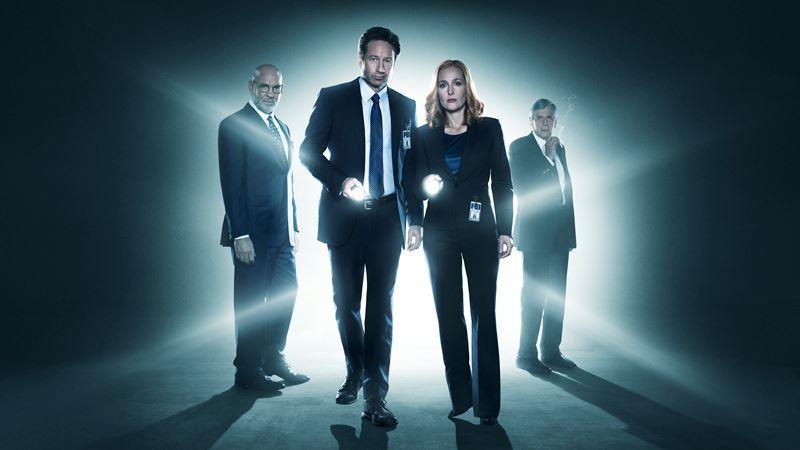 Svelate le prime immagini dell'undicesima stagione di X-Files