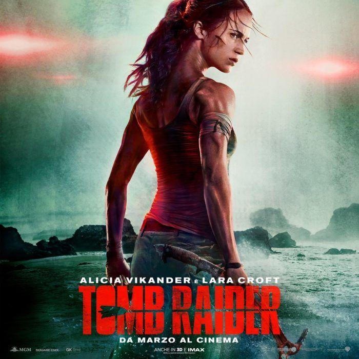 tomb raider poster ita