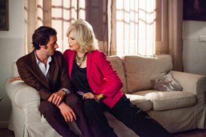 Amanda Lear ritorno da nonna sul grande schermo con Metti una Notte