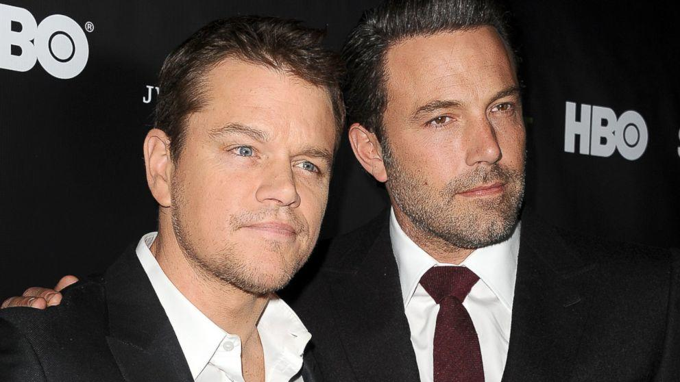 Ben Affleck e Matt Damon produrranno il thriller The Shadows