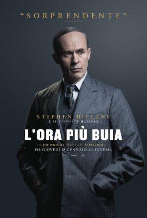 Rilasciati i nuovi characters poster italiani di L'ora più buia