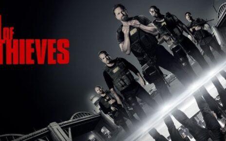 Gerard Butler protagonista del folle trailer di Den of Thieves
