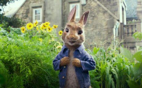 peter rabbit film