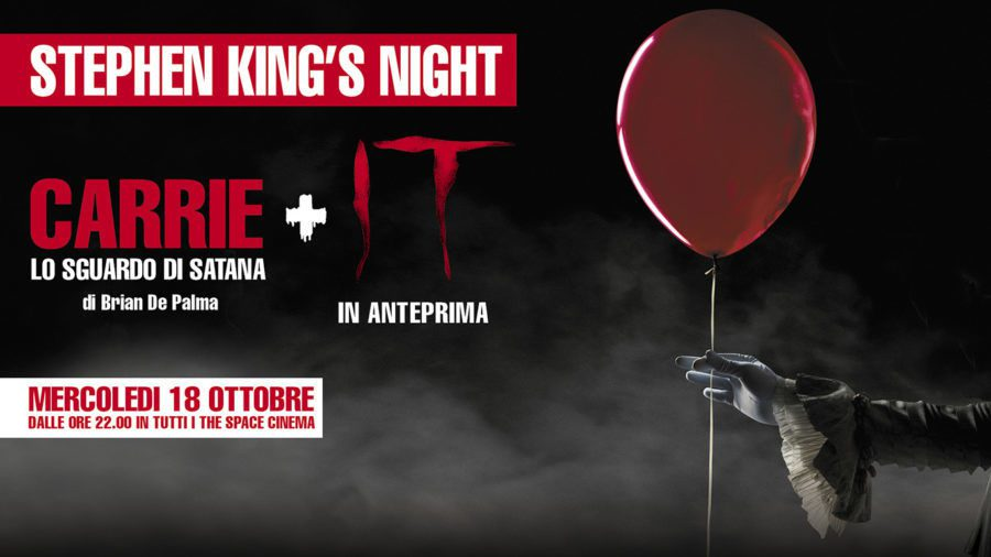 stephen king's night banner
