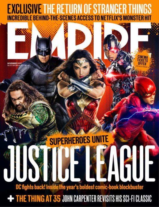 justice league empire cover