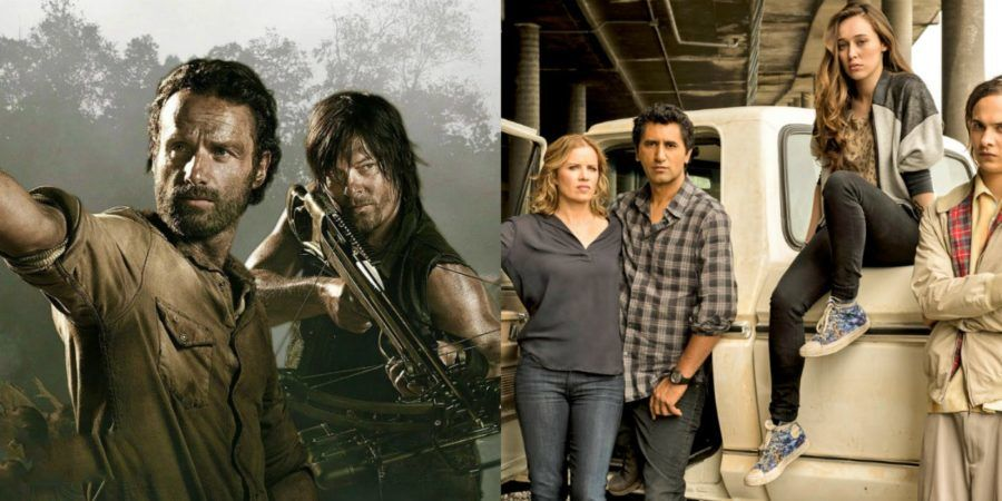 [NYCC17] Annunciato il crossover tra The Walking Dead e Fear the Walking Dead