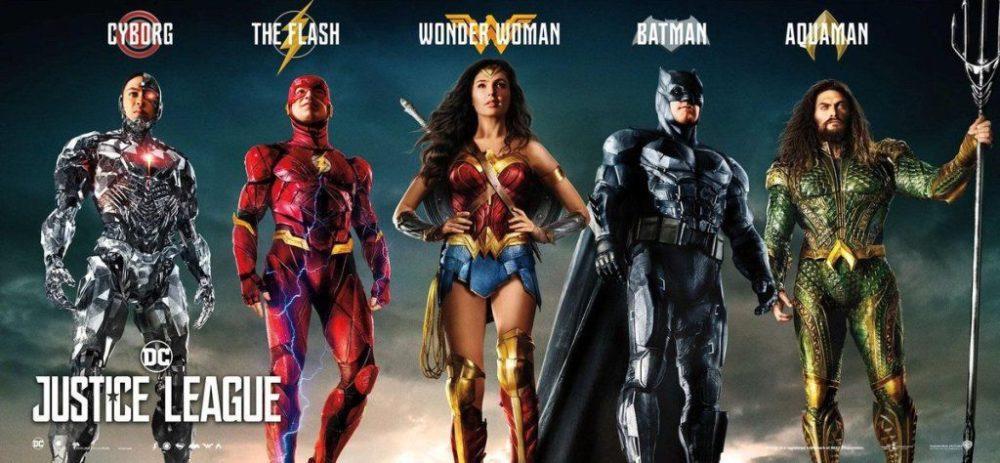 Box Office Italia - Justice League tiene dietro le nuove uscite