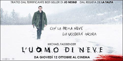 [Recensione] L'uomo di neve, il thriller con Michael Fassbender