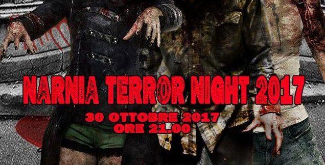 Si avvicina l'edizione 2017 del Narnia Terror Night, ecco il programma