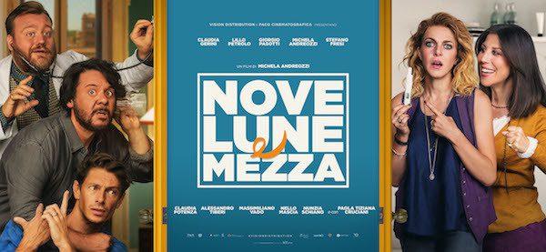 [Recensione] Nove lune e mezza, il film di Michela Andreozzi