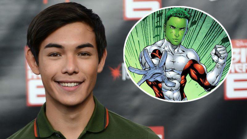 Ryan Potter sarà Beast Boy nella serie tv Titans