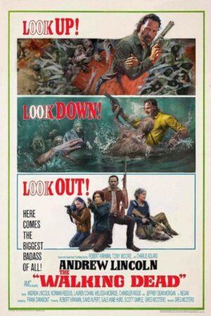 [The Walking Dead] Una valanga di poster che citano film iconici