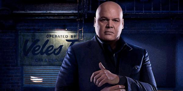 Vincent D'Onofrio sarà ancora Kingpin nella terza stagione di Daredevil