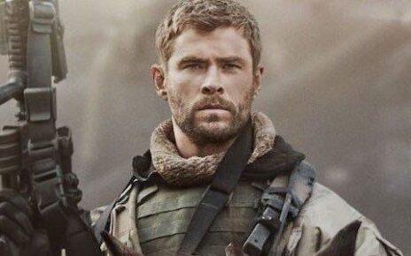 Chris Hemsworth nel nuovo trailer del film 12 Strong