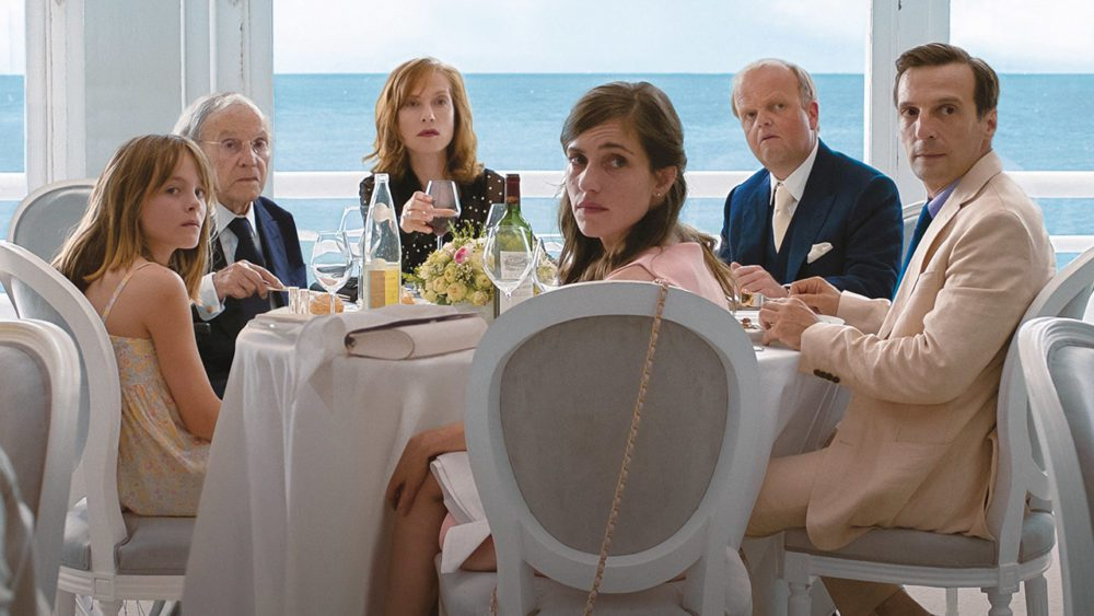 Trailer e poster di Happy End, il film di Michael Haneke al cinema dal 30 novemrbe