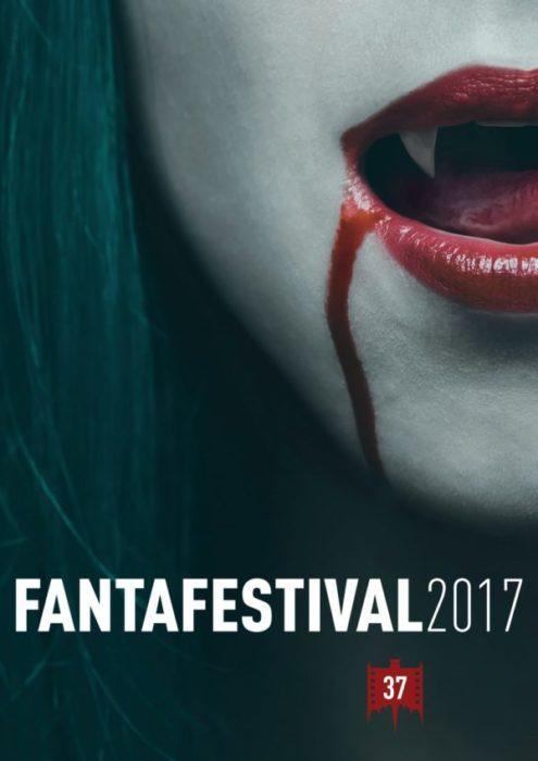 Programma e locandina del XXXVII Fantafestival di Roma
