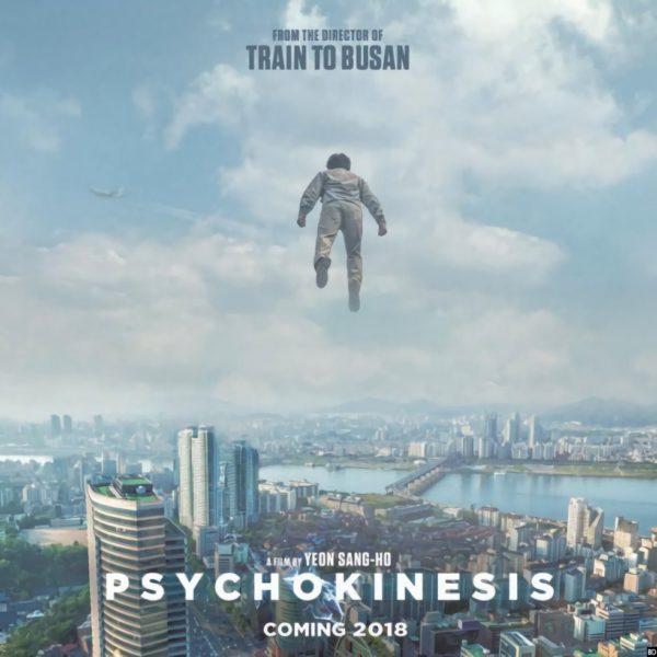 Netflix acquista Psychokinesis, il nuovo film del regista di Train to Busan