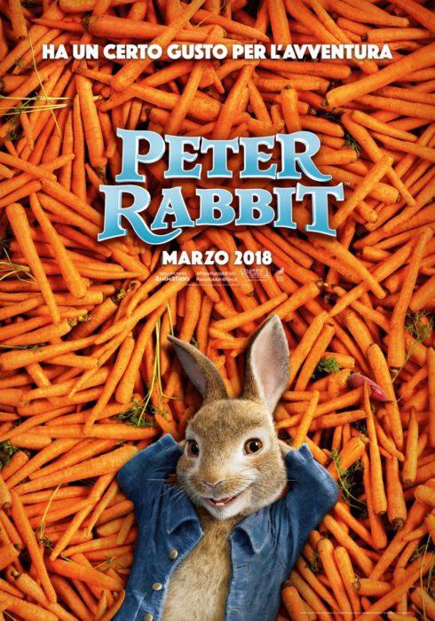 Trailer internazionale e poster italiano di Peter Rabbit, il film con Domnhall Gleeson
