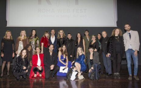 roma web fest premi