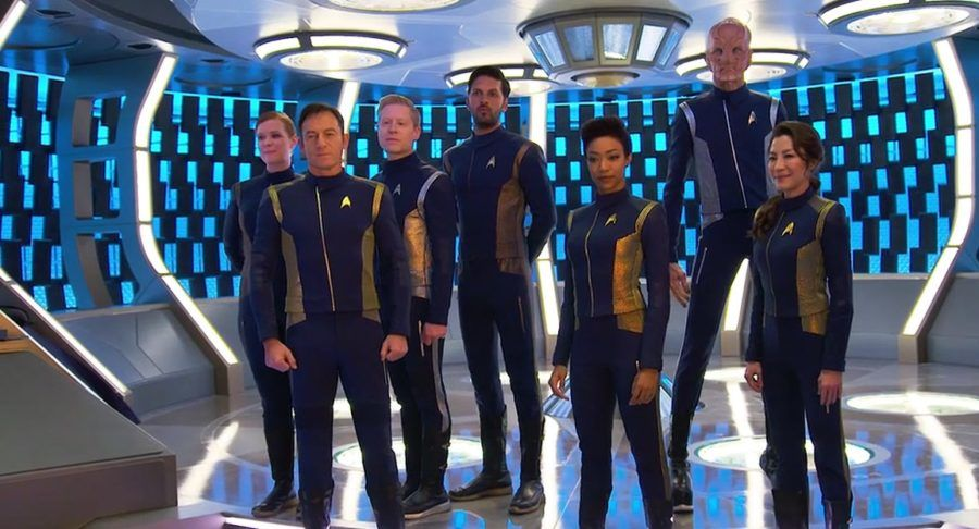 star trek discovery personaggi