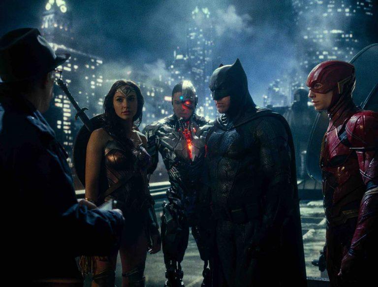 Una nuova lunghissima featurette dedicata alla Justice League