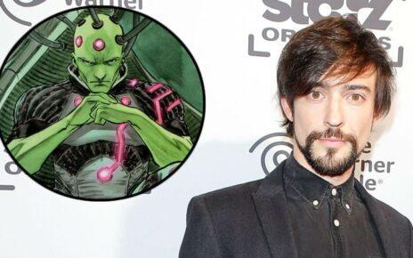 Blake Ritson sarà il villain Brainiac nella serie tv Krypton