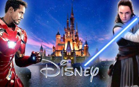 Sulla nuova piattaforma di Disney spazio a serie tv Marvel, Star Wars e Pixar