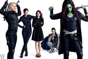 Vanity Fair dedica tante foto e 4 copertine ad Avengers: Infinity War