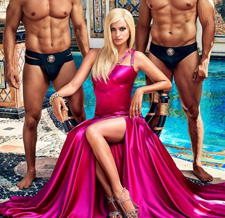 American Crime Story: The Assassination of Gianni Versace - Penelope Cruz in arte Donatella