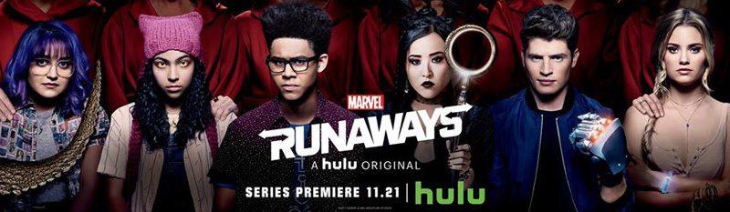 Rilasciato un nuovo banner promozionale di Marvel's Runaways
