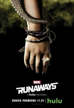 Il potere è nelle mani, ecco i nuovi characters poster di Marvel's Runaways