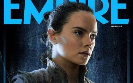 Le 4 special cover di Empire Magazine dedicate a Star Wars: Gli Ultimi Jedi