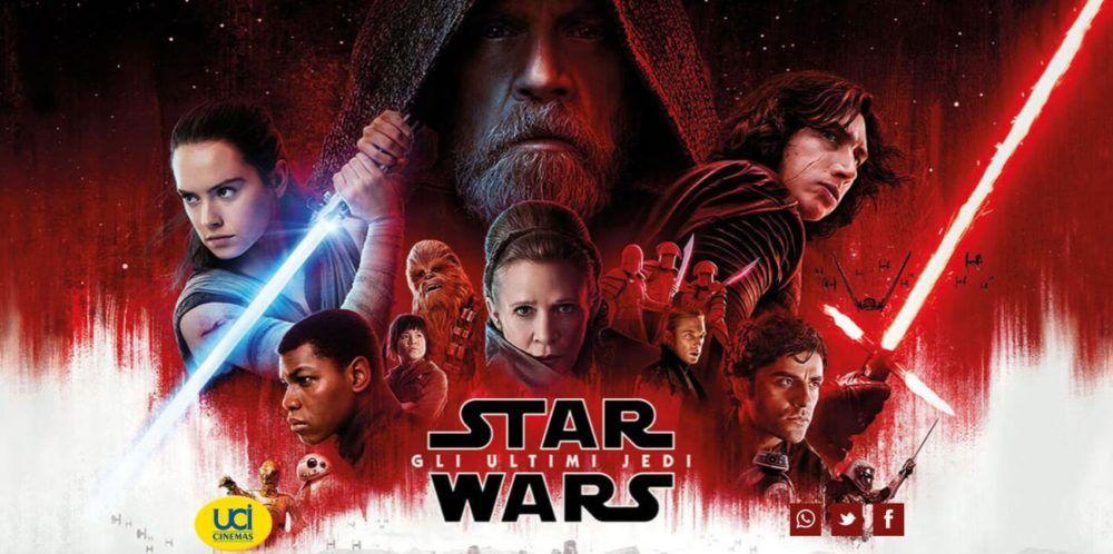 star wars gli utlimi jedi uci cinemas