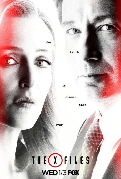 Il poster dell'undicesima stagione di X-Files svela la data della premiere