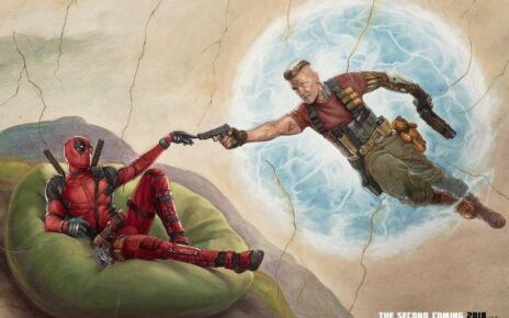 Deadpool 2 (artwork)