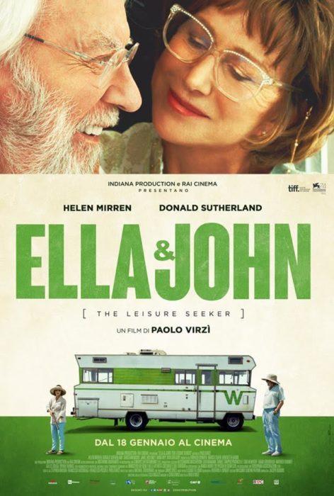 ella e john poster
