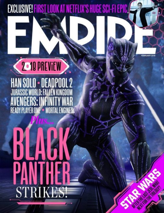 black panther empire cover