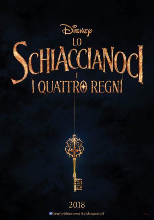 Teaser trailer e poster italiano per Lo Schiaccianoci e i Quattro Regni