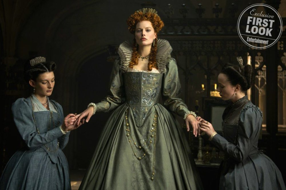 mary queen of scots foto