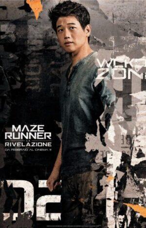 maze runner 3 poster