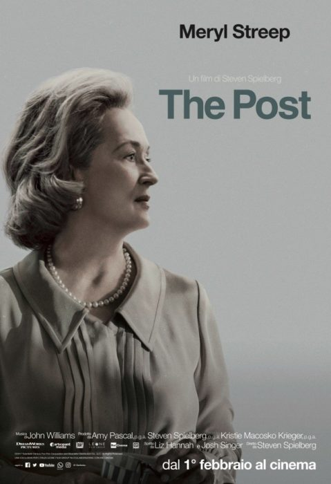 the post mery streep